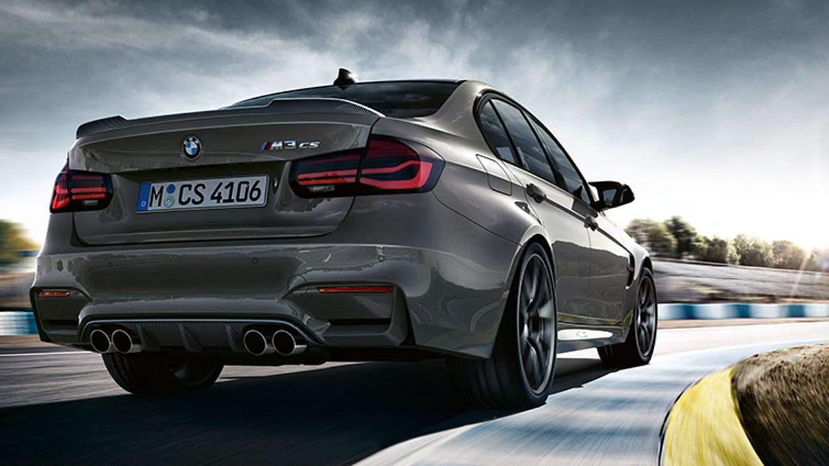 The 453 Horsepower 2018 Bmw M3 Cs Is Now The Most Hardcore 3 Series