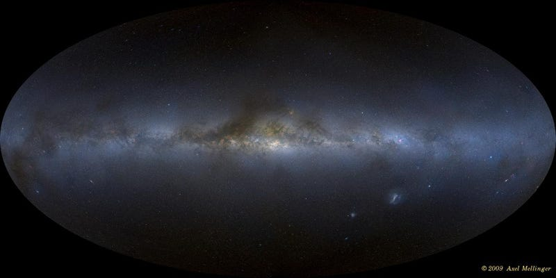 Illustration for article titled The Ultimate Space Porn: A 648 Megapixel Image Of Our Galaxy