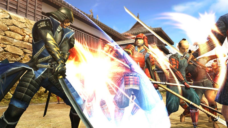 Illustration for article titled The Coolest Video Games Set in Feudal Japan