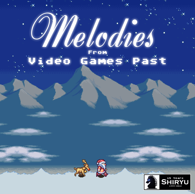 """Illustration for article titled Shiryu Music Presents: """"Melodies From Video Games Past"""""""