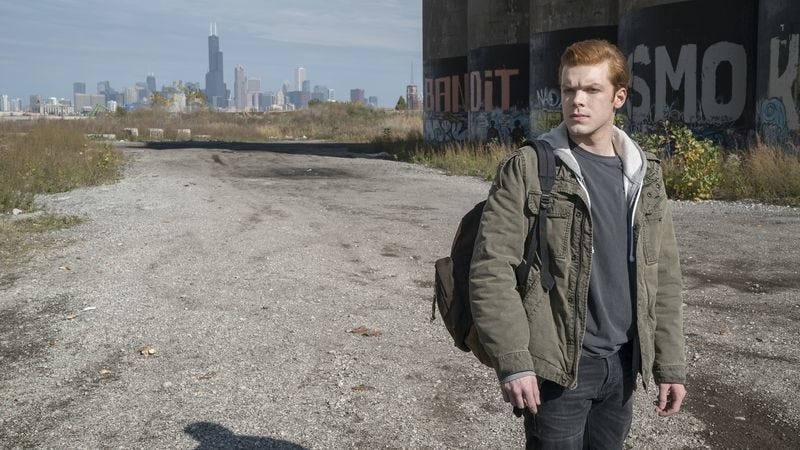Cameron Monaghan stars in Shameless (Photo: Showtime)