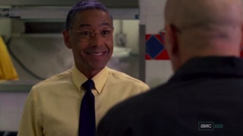 Illustration for article titled Giancarlo Esposito still has an eye onBreaking Bad