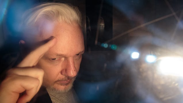 Julian Assange Declines Voluntary Extradition to the U.S. in Latest Court Appearance