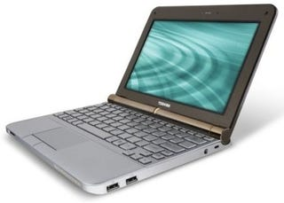 Illustration for article titled Toshiba's First US-Bound Netbook Features LED-Backlit Screen and Monster Battery Life
