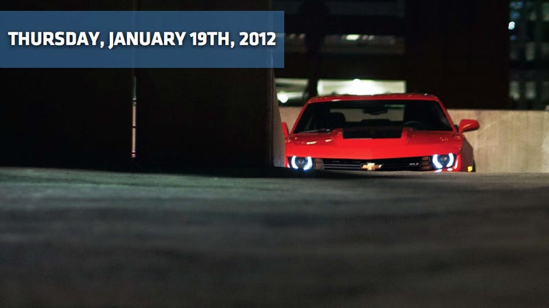 Illustration for article titled 2013 Volkswagen Beetle TDI, Mitsubishi Teases Us, And Tesla To Unveil Model X Next Month