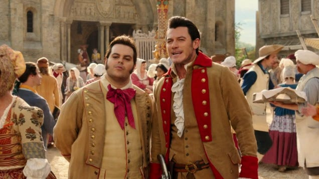 That Beauty and the Beast Gaston Prequel Is Actually Happening