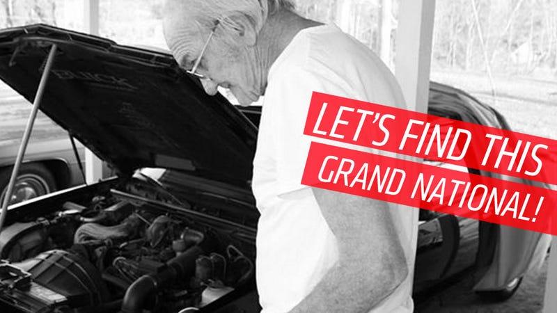 Illustration for article titled Let's Help Find This Beloved Stolen Grand National