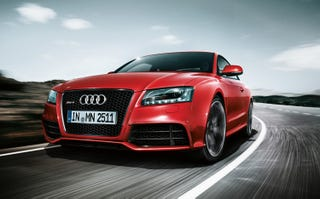 Illustration for article titled Audi RS5: Aluminum Und Mean