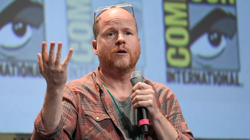 If Asked, Joss Whedon Would Make a Catwoman Movie, a James Bond Movie, and a Star Wars Movie