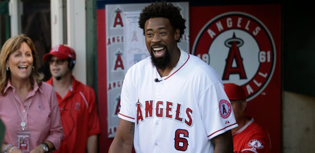 DeAndre Jordan Drops Agent Who Maybe Sorta Pushed Him To Sign W…