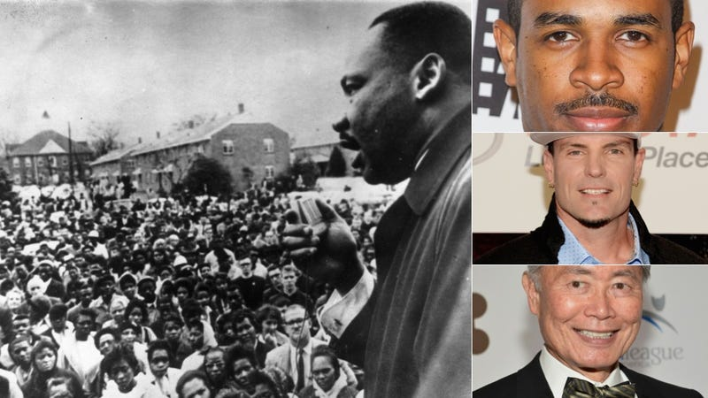 Illustration for article titled How Celebs Celebrated MLK Day on Twitter
