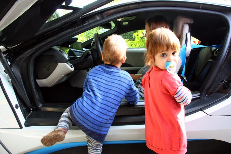 All Children Deserve The Bmw I8 Experience