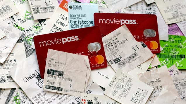With New Unlimited Plan, MoviePass Swears It's Got Its Shit Together