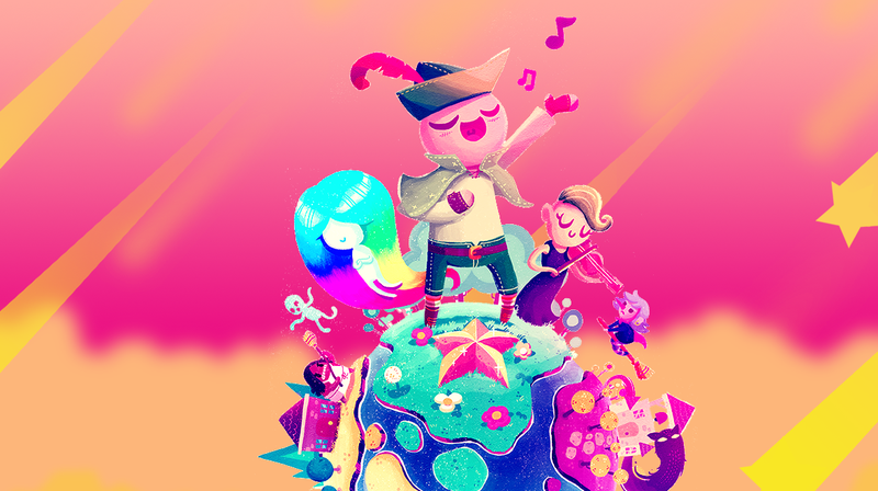 Illustration for article titled Wandersong Is A Musical Adventure Game About Saving The Planet