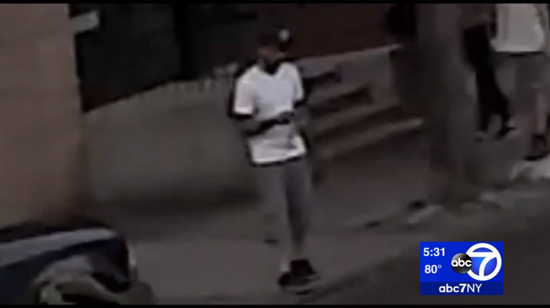Screenshot via ABC 7 New York