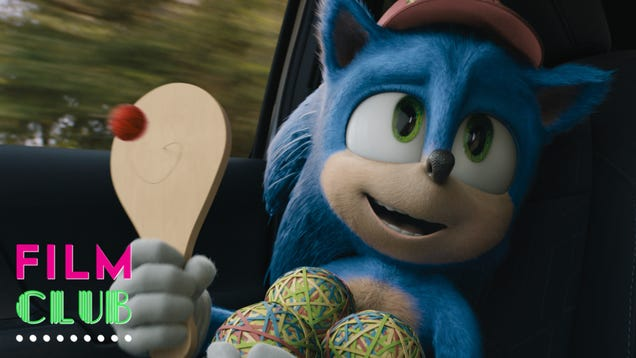 The visual effects are new and improved, but Sonic The Hedgehog is still a slog