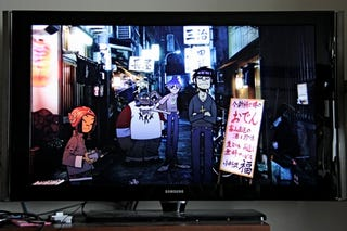 Illustration for article titled First Hands-On of Samsung's LED Backlit HDTV LCD (Verdict: LN-T4681F Best Ever)