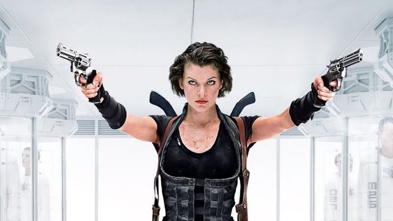 Resident Evil movie series reboot is already in the works