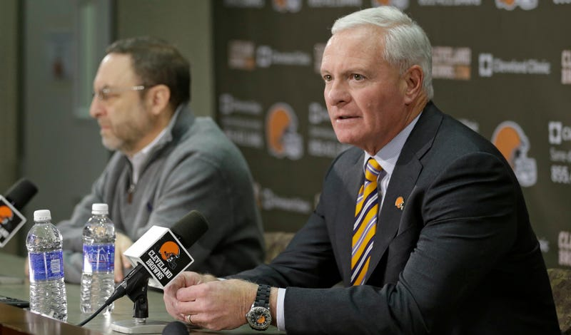 Illustration for article titled Browns Owner Assures Fans Coaching Search Supposed To Take This Long