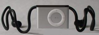 Illustration for article titled Arriva 'Wireless' iPod Shuffle Headphones