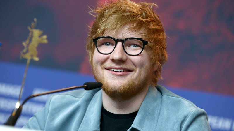Illustration for article titled Ed Sheeran Hit With $100 Million Suit by 'Let's Get It On' Copyright Holder