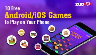 Illustration for article titled 10 Free Android/iOS Games to Play on Your Phone