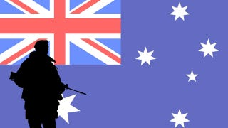 Illustration for article titled Australia Allows Female Soldiers In Combat Roles