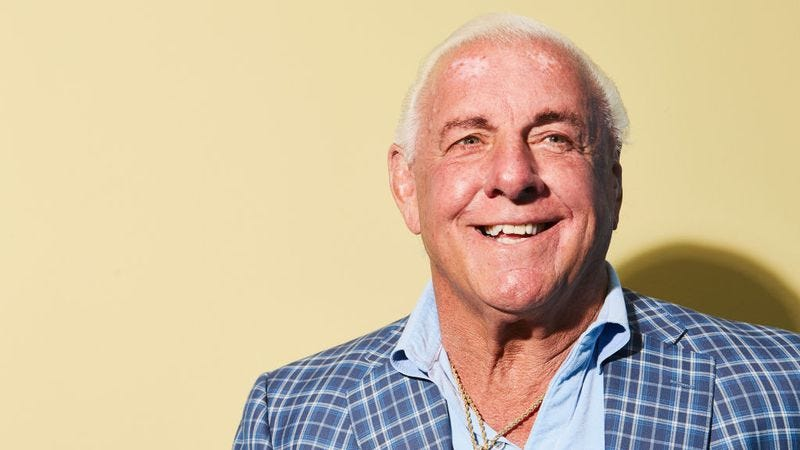 Ric Flair (Photo: Smallz & Raskind/Getty Images)
