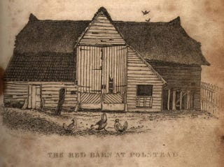 Illustration for article titled The Red Barn Murder Inspired A Century of Art