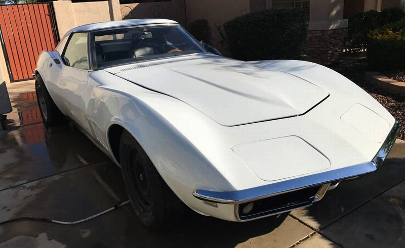 For $19,500, Could This 1968 Chevy Corvette Be The Ace Of Base?