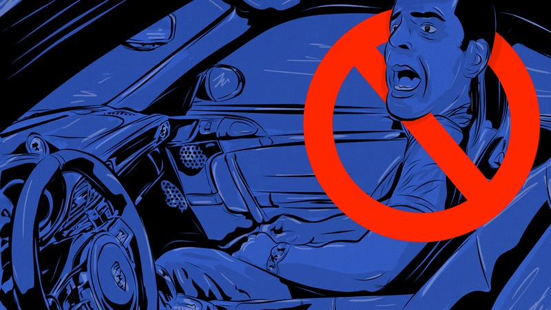 Illustration for article titled Autojournalists Are Terrible Drivers And Worse Passengers