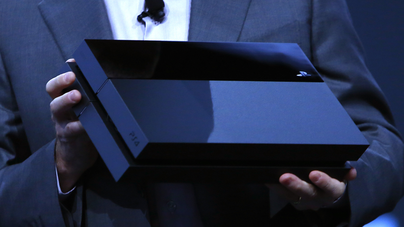 Illustration for article titled The PS4 Was Designed To Not Embarrass You