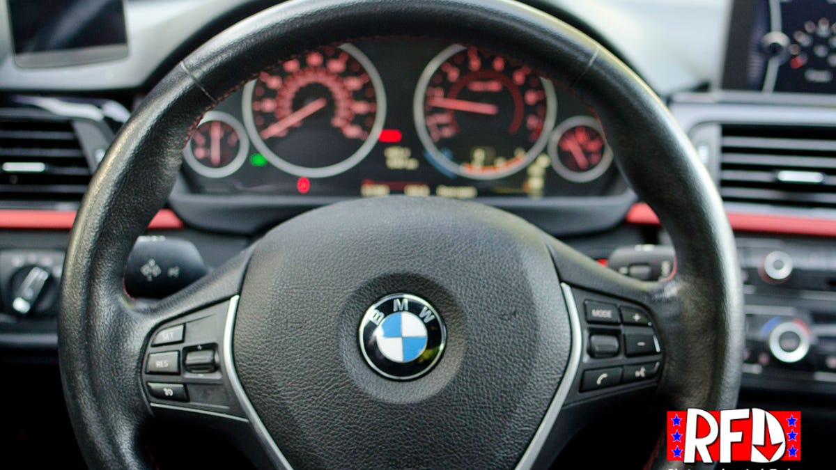A Not Totally Stock BMW F30 328i 6-Speed MANUAL Review