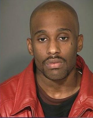 Darryl Guillyard, whom police have identified as a suspect in the caseNew York City Police Department