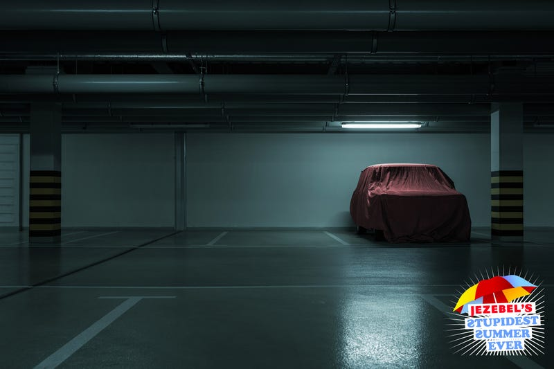 Illustration for article titled An Oral History of the Time I Got Stuck in a Rental Car Garage