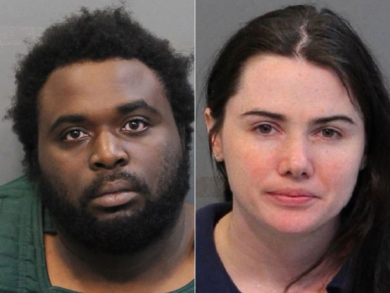 Parents Travis McCullough and Jessica Tollett (Chattanooga, Tenn., Police Department)