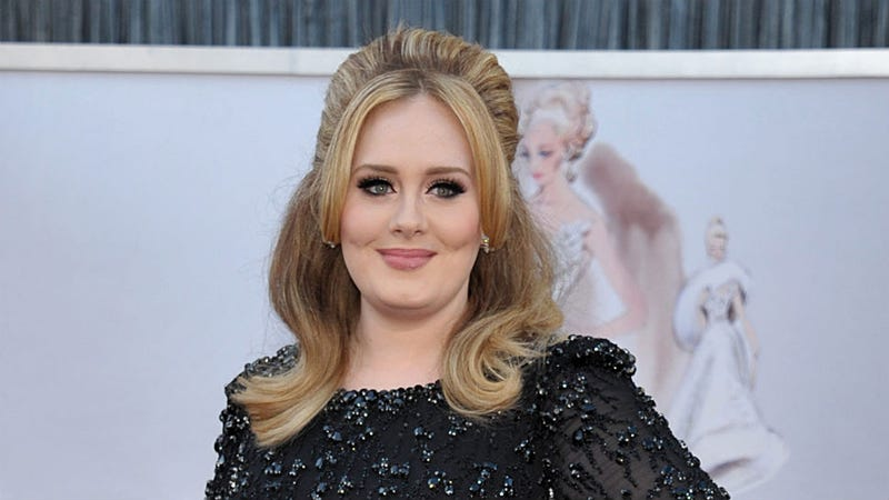 Illustration for article titled Adele Wins Cash After Suing Paparazzi for Photographing Her Son