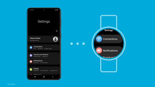 Samsung s Take on the New Wear OS Looks Promising