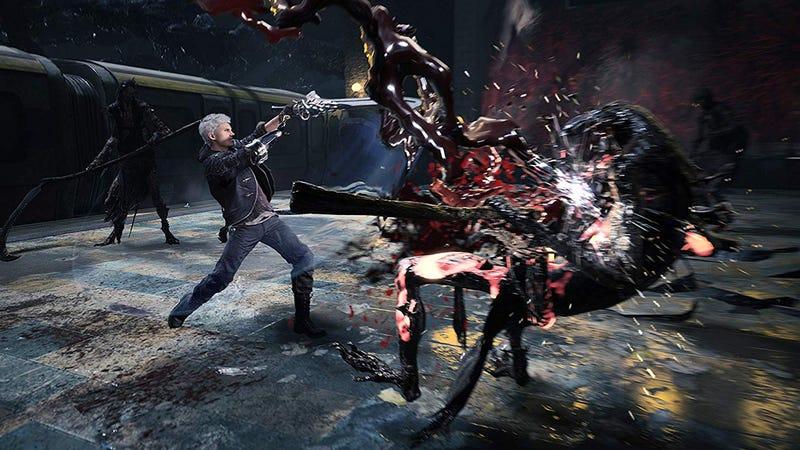 Devil May Cry 5 (Xbox One) | $40 | AmazonDevil May Cry 5 (PS4) | $40 | Amazon
