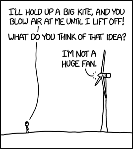 Illustration for article titled Your pun of the day is bought to you by xkcd....
