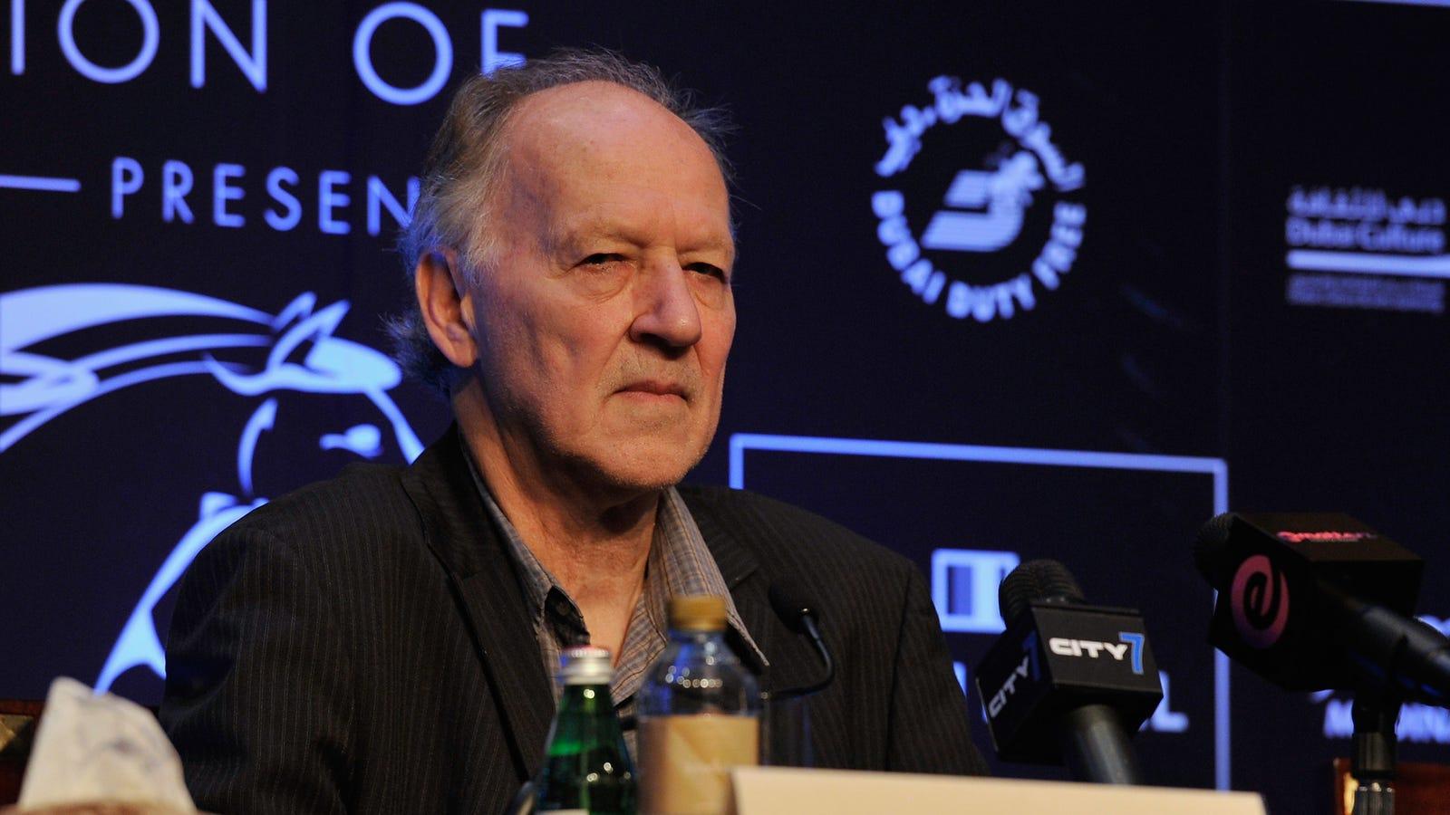 It's Rumor Time: Werner Herzog might be inThe Mandalorian