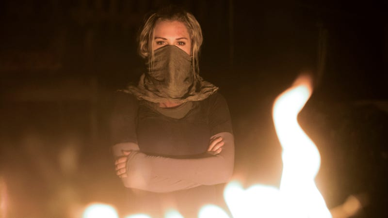 Eliza Taylor stars in The 100