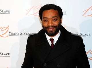 British actor Chiwetel Ejiofor, who played Solomon Northup in 12 Years a SlaveFRANCOIS GUILLOT/AFP/Getty Images