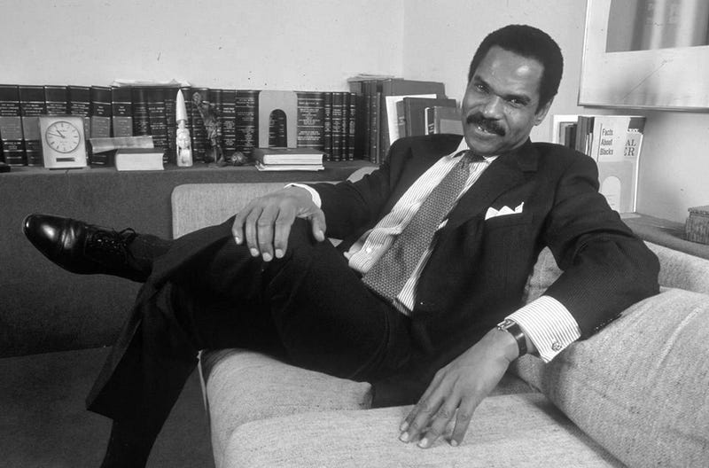 Billion-Dollar Legacy: Reginald F. Lewis' Incredible Life Story Comes to Film