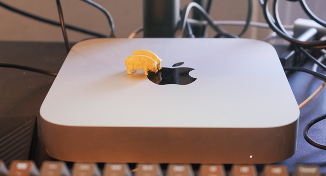 The Best Way to Set Up Your Mac Mini