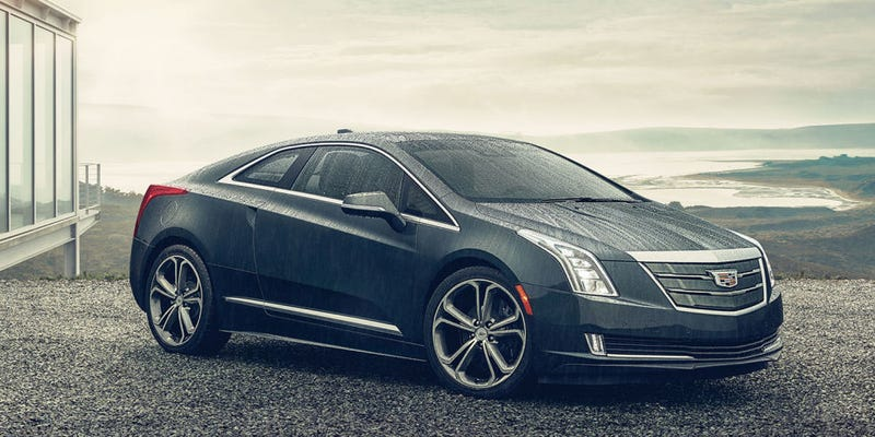 Illustration for article titled Cadillac ELR
