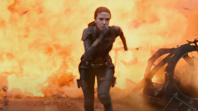 Black Widow Offers One Last Peek Before the Movie Finally Comes Out