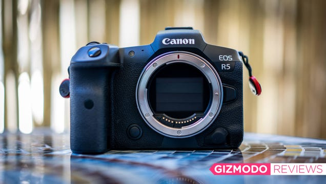 Canon s Excellent EOS R5 Has One Huge Flaw
