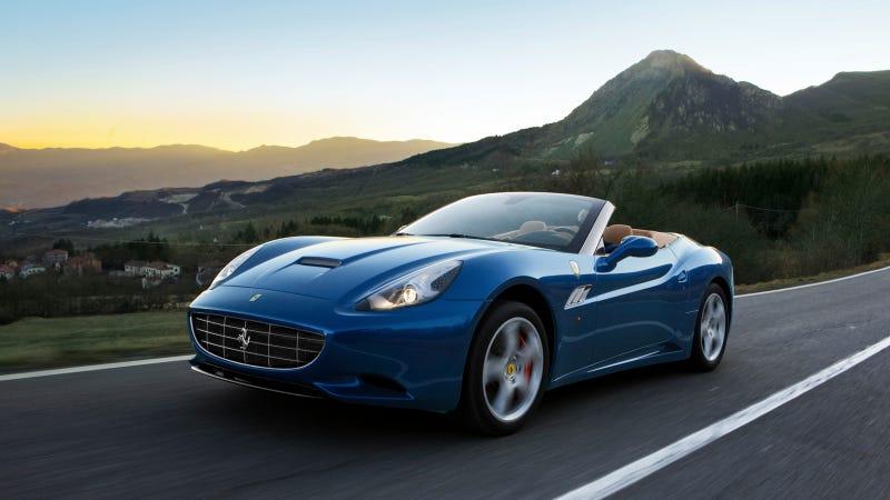 Illustration for article titled Next Ferrari California Will Get Turbos, Raid Maserati's Parts Bin