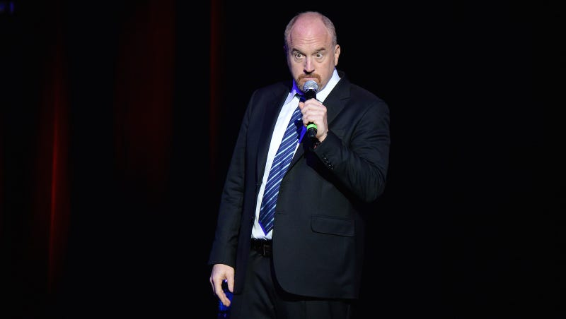Louis CK courting controversy with new movie